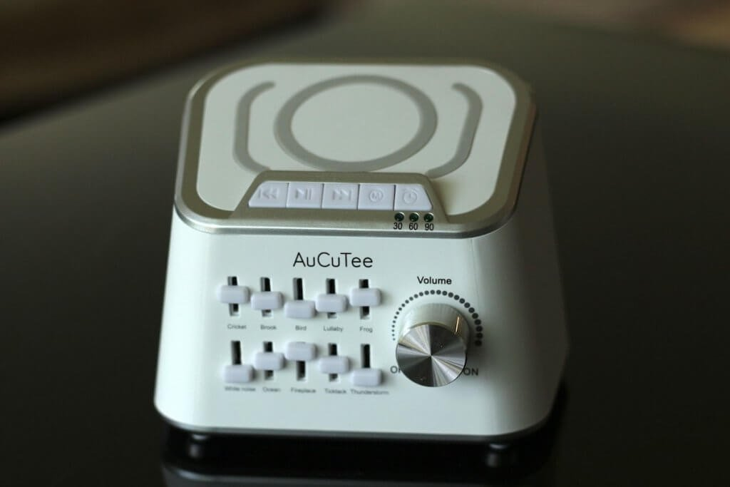 AuCuTee QS1 Sound Therapy Machine