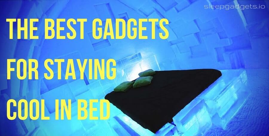 Bed cooling systems