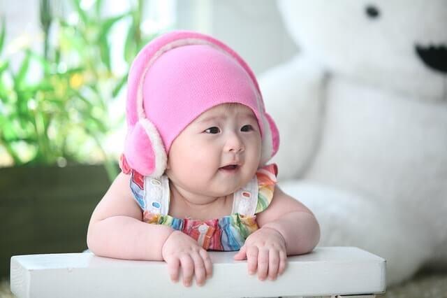 Baby sleep rhythms