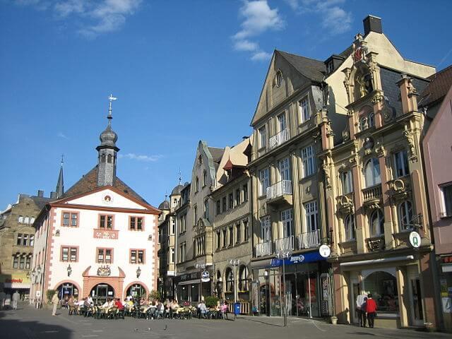 Bad Kissingen - Sleep City