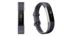 FitBit Alta HR sleep and activity tracker