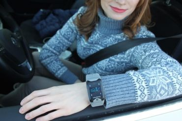 Sleepman wearable for drowsy driving