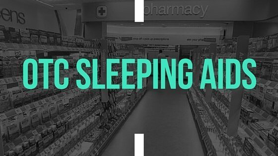 Over the counter sleeping aids