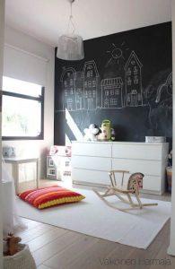 Darken your children's bedroom