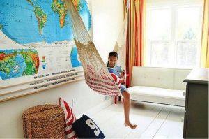 Create a napping area.