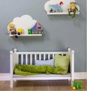 Storage solution for kids bedrooms