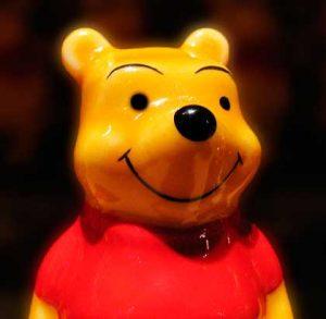 Winnie Pooh - Paradox of insomnia