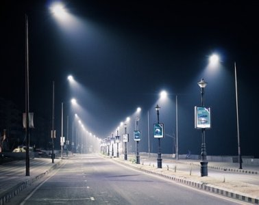streetlights and sleep deprivation