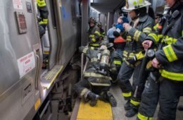 Brooklyn train crash blamed on sleep apnea