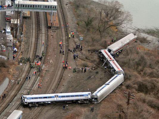 December 2013 Spuyten Duyvil derailment