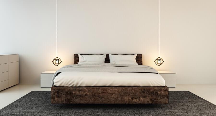 Create a peaceful sleep sanctuary