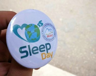 World Sleep Day 2017