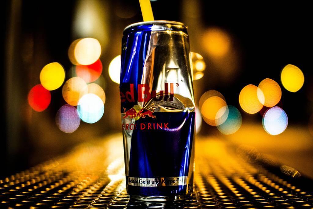 sleep and energy drinks