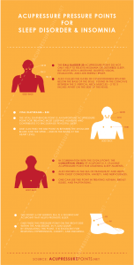 Pressure Points For Sleep