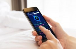 SleepScore app sonar sleep tracking