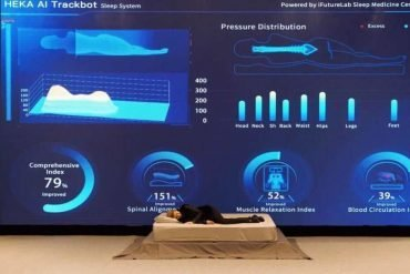 Artificial intelligence and sleep