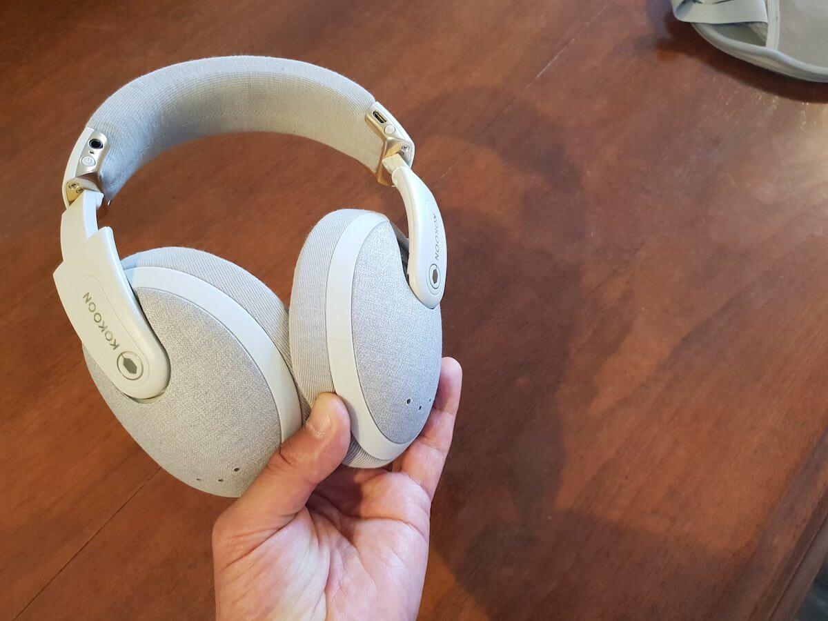Kokoon EEG headphones Somnex 2018