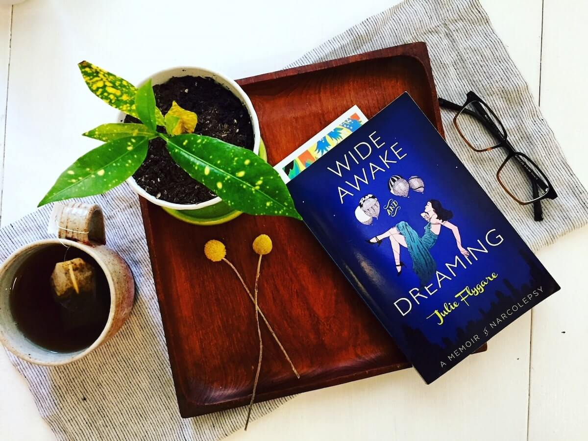 Wide Awake and Dreaming - A Memoir of Narcolepsy