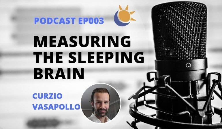 Measuring the sleeping brain Podcast