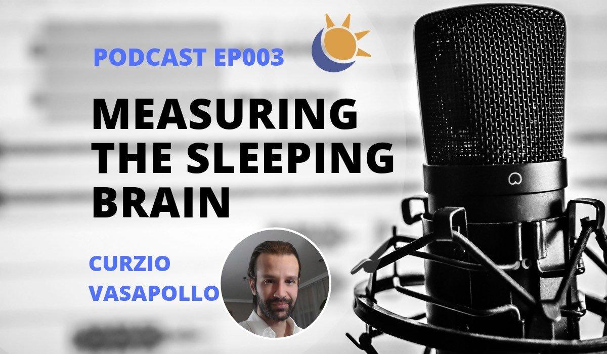 Measuring the sleeping brain Podcast