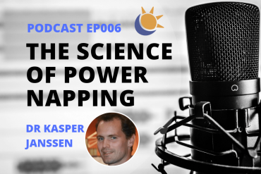 Science of power napping - Podcast