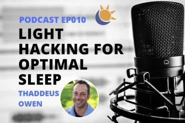 Hacking light for optimal sleep