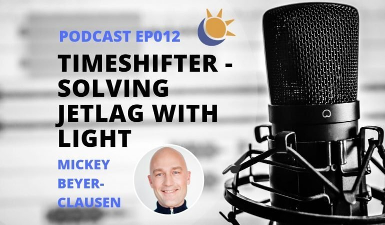 Mickey Beyer-Clausen Timeshifter Jet Lag Podcast_