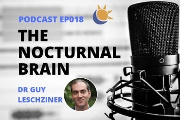 Nocturnal Brain Podcast - Guy Leschziner