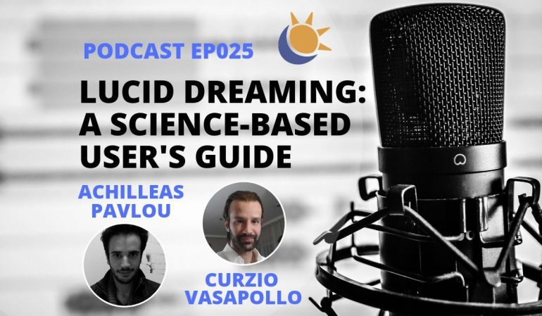 025: Lucid dreaming: a science-based user's guide - Curzio