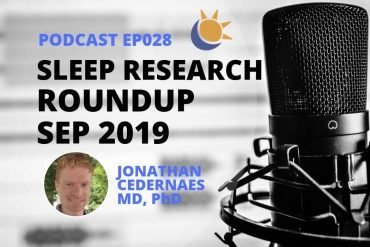Sleep-Sleep-research-roundup-Sep 2019 roundup Sep 2019