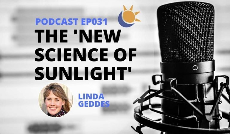 Linda Geddes chasing the sun podcast