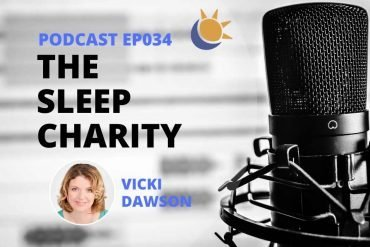 Vicki Dawson - Sleep Charity