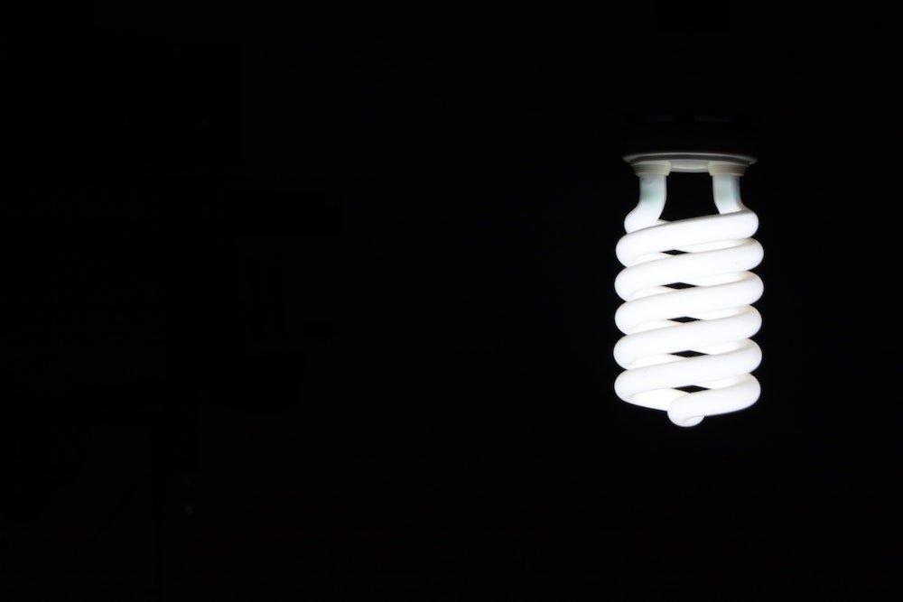 energy efficient light bulbs sleep
