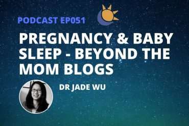 Jade Wu Podcast baby sleep pregnancy